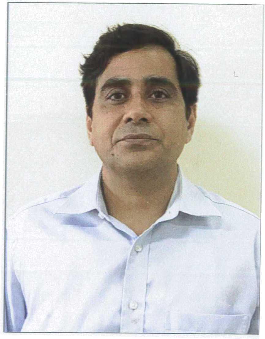 Shri Manoj Kumar Meena